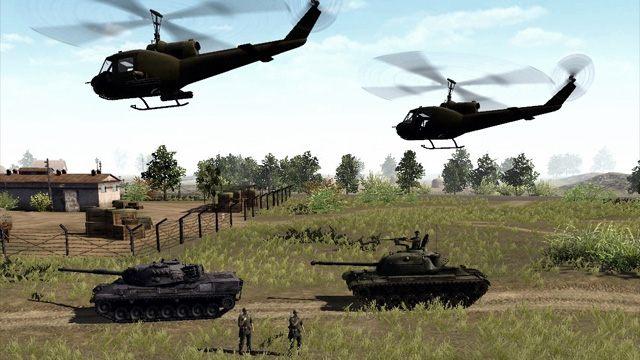 دانلود مد Cold War 1975 برای بازی Men of War: Assault Squad 1