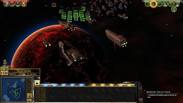 دانلود مد Rise of the Crime Lords برای بازی Star Wars: Empire at War