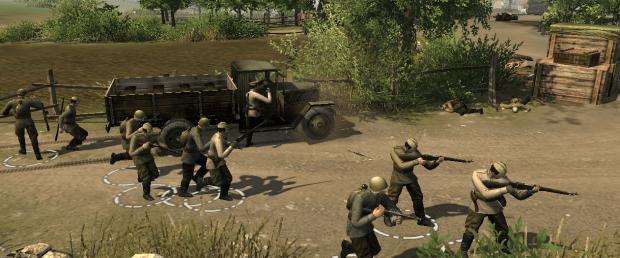 دانلود مد Remake برای بازی Men of War: Assault Squad 1