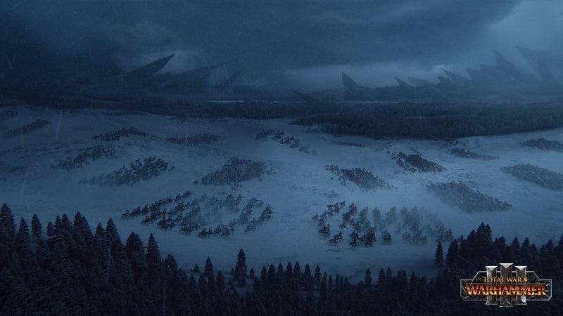 مکان و نژادها در Total War: Warhammer III و هر آنچه که می دانیم
