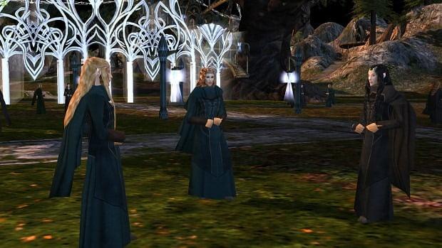 دانلود مد The Ridder Clan برای بازی Battle for Middle-earth II