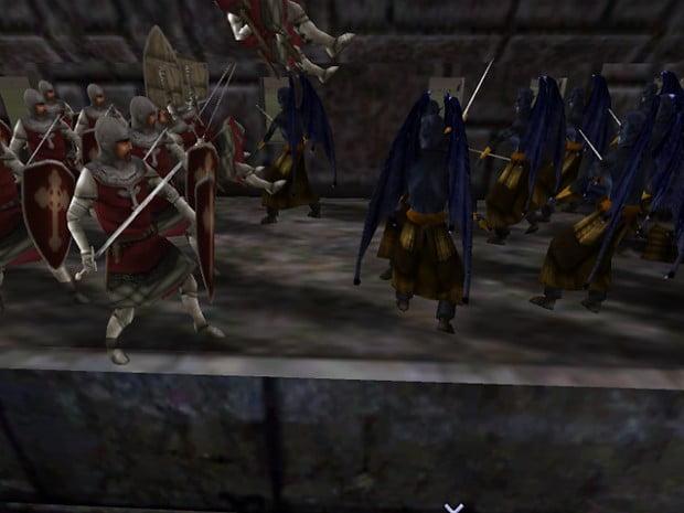 دانلود مد End of Days II Lycan Rising برای بازی Rome: Total War