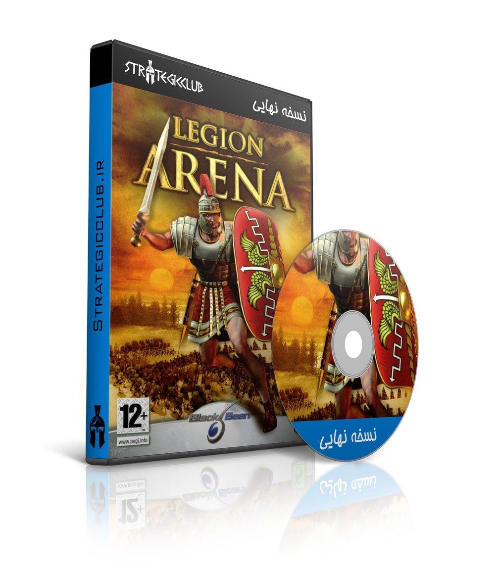 دانلود بازی Legion Arena