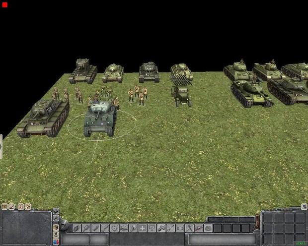 دانلود مد Global War برای بازی Men of War