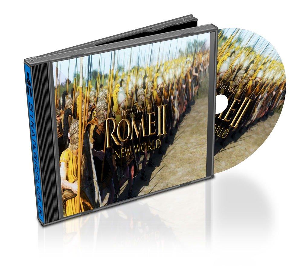 دانلود مد New World برای بازی Total War: Rome II
