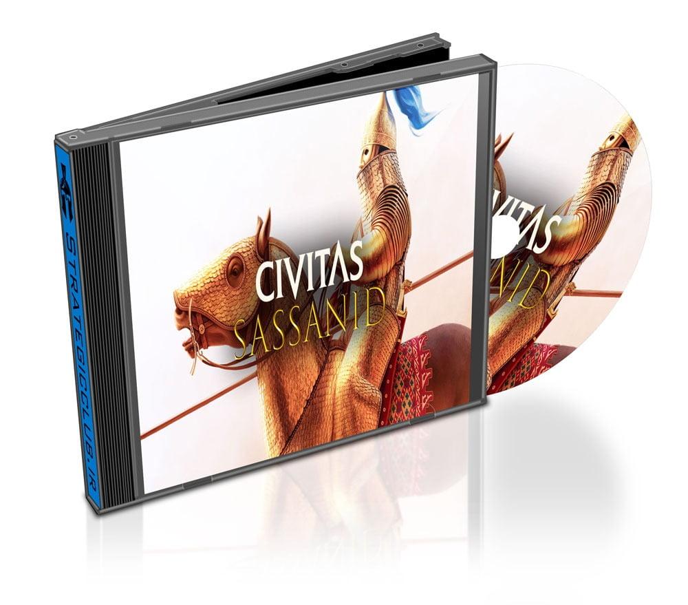 دانلود مد CIVITAS Sassanid برای بازی Civilization VI