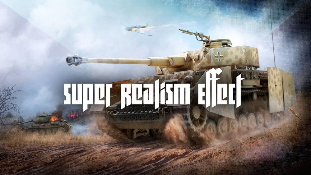 دانلود مد Super Realism Effect برای بازی Men of War: Assault Squad 2