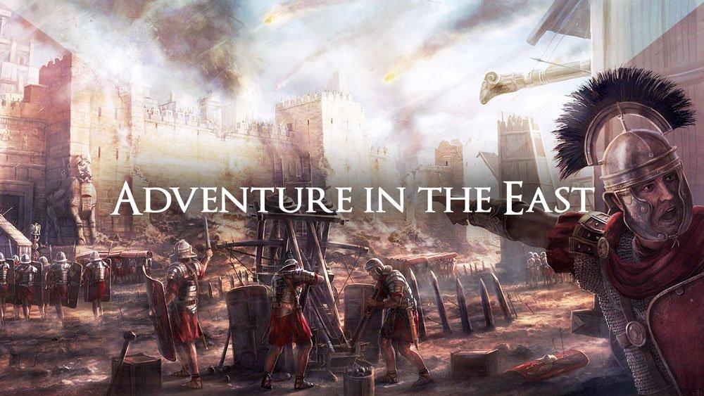 دانلود مد Adventure in the East برای بازی Mount & Blade: Warband