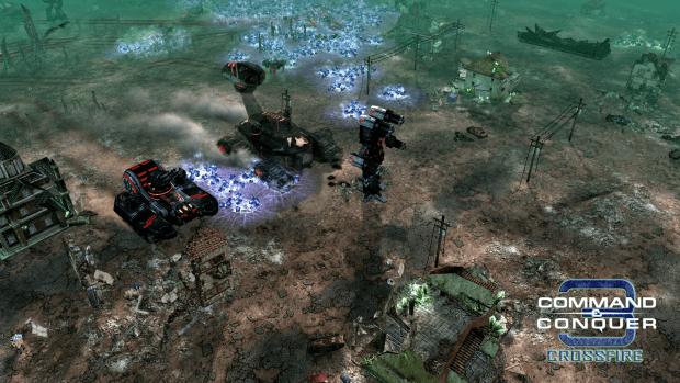 دانلود مد Crossfire برای بازی C&C3: Tiberium Wars