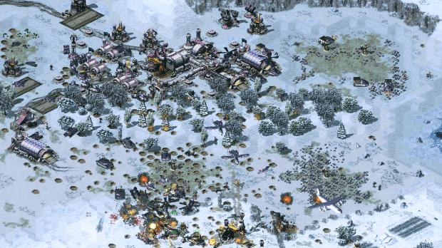 دانلود مد Rise of the East برای بازی C&C: Yuri's Revenge