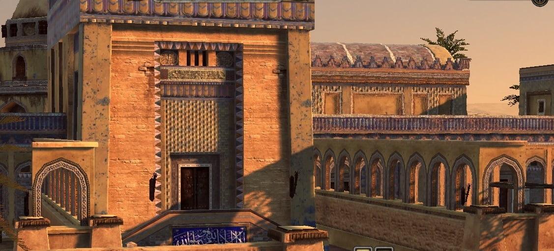 دانلود مد Tahaviyye's İslamic City برای بازی Total War: Attila