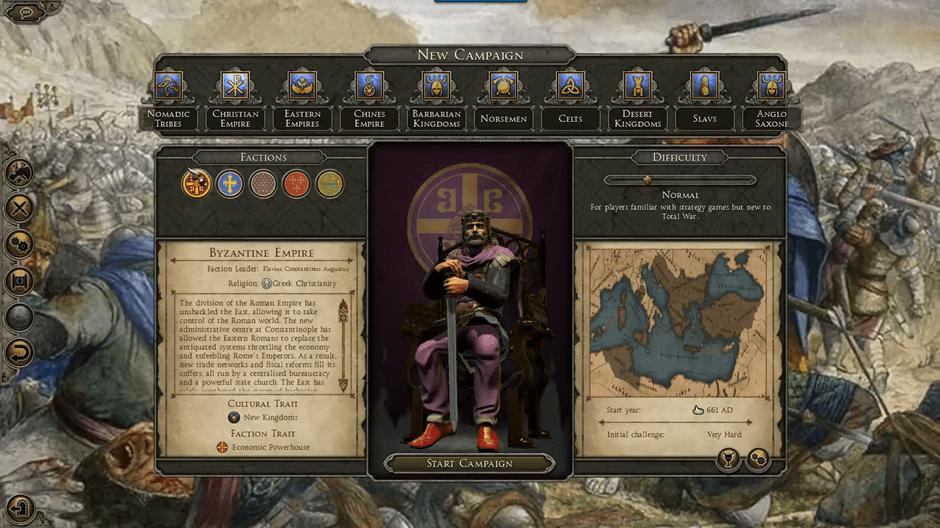 دانلود مد The Last Persian برای بازی Total War: Attila