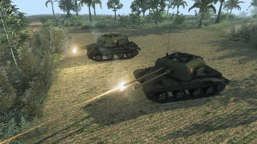 دانلود مد Vietnam Redux برای بازی Men Of War Assault Squad 2