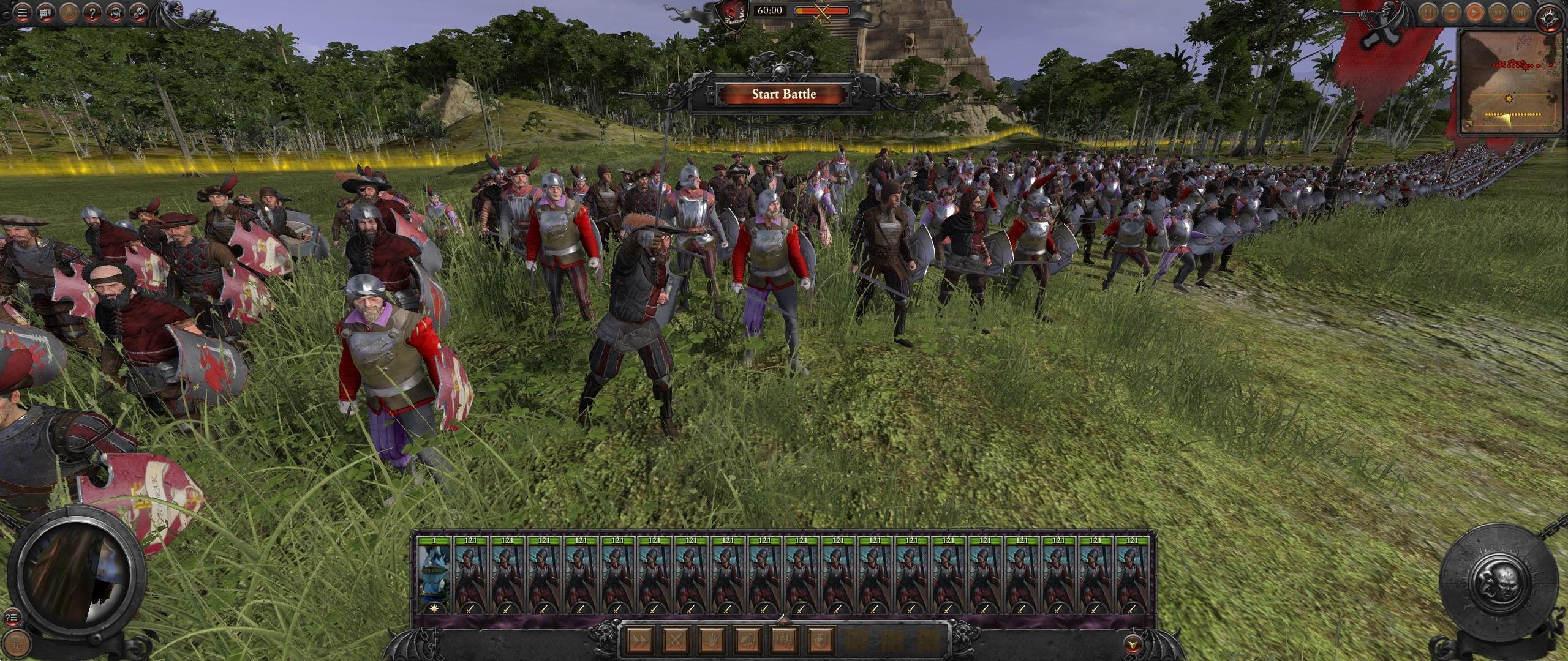 دانلود مد Vampire Core Factions Extended برای بازی Total War: WARHAMMER II