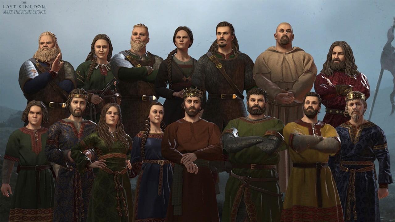 دانلود مد TLK: Make the right choice برای بازی Crusader Kings III