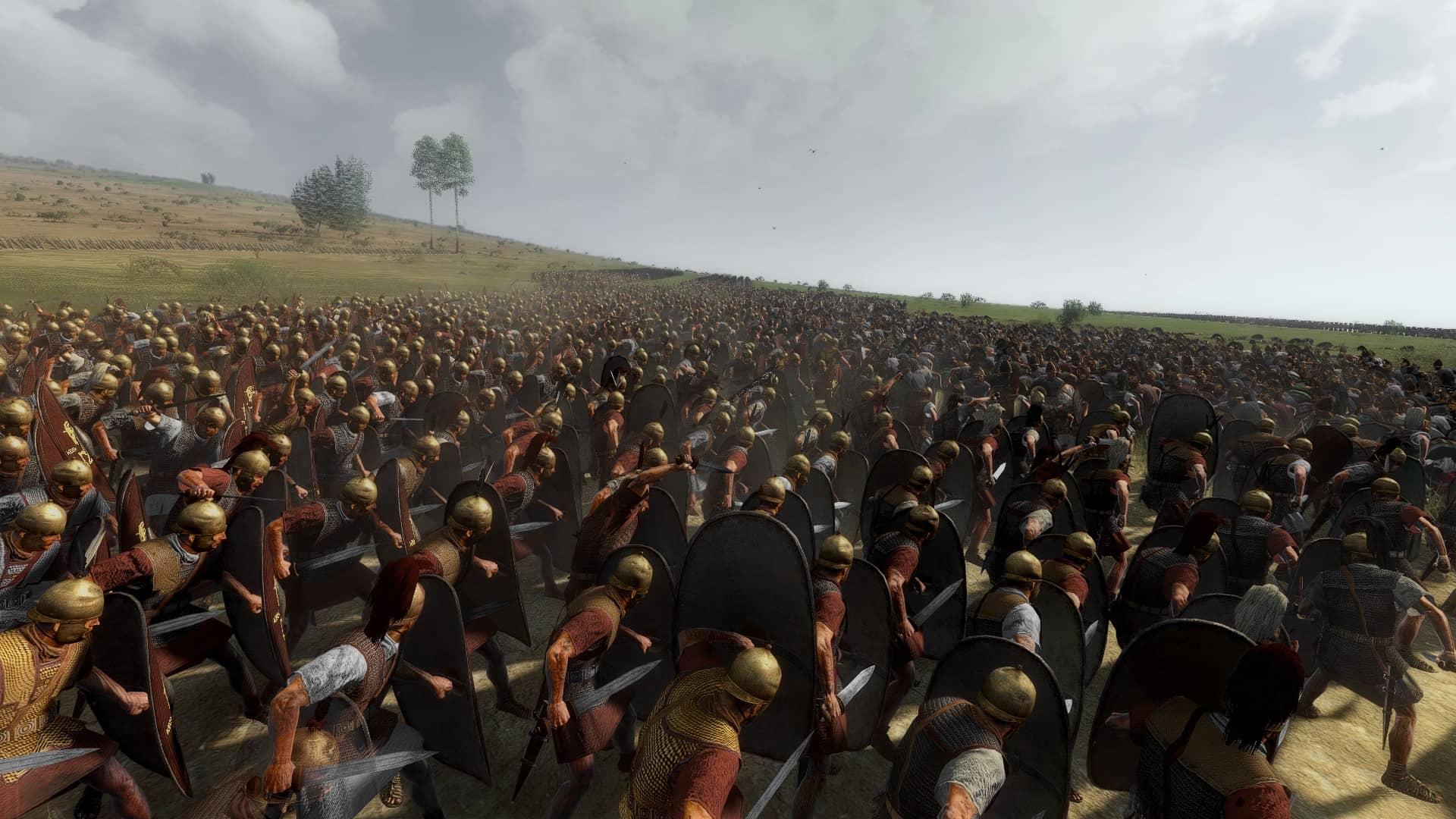 دانلود مد Ancient Empires: Dust Particles برای بازی Total War: Attila