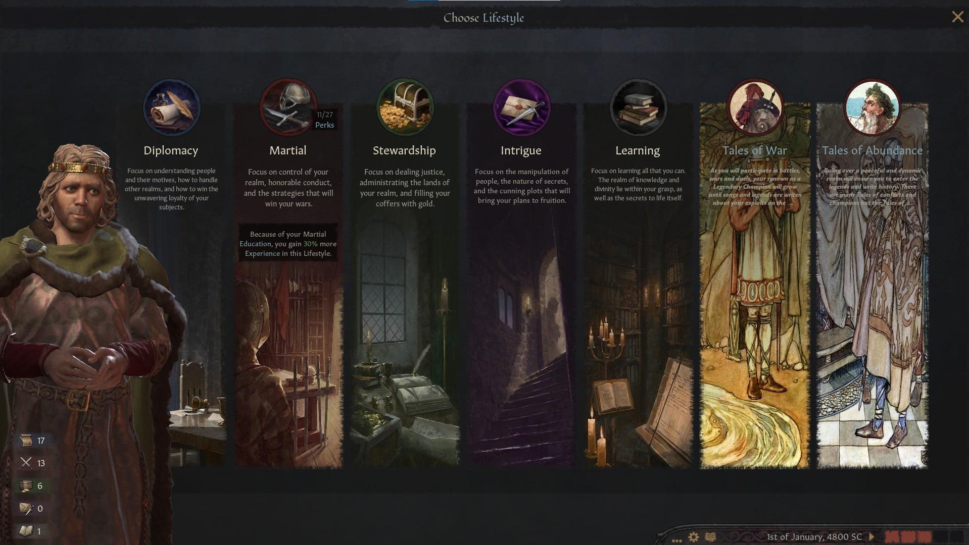 دانلود مد Tales of Ireland برای بازی Crusader Kings III