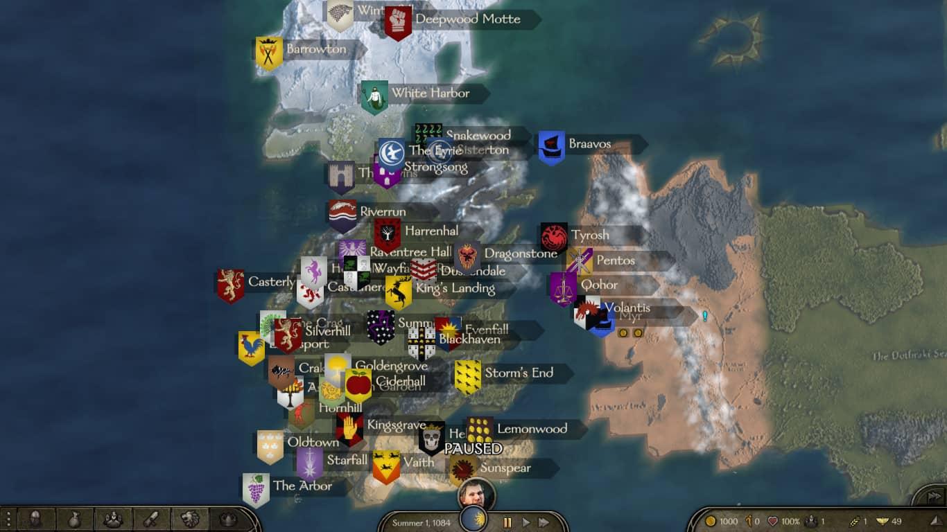 دانلود مد Trial of The Seven Kingdoms برای بازی Mount And Blade II BannerLord