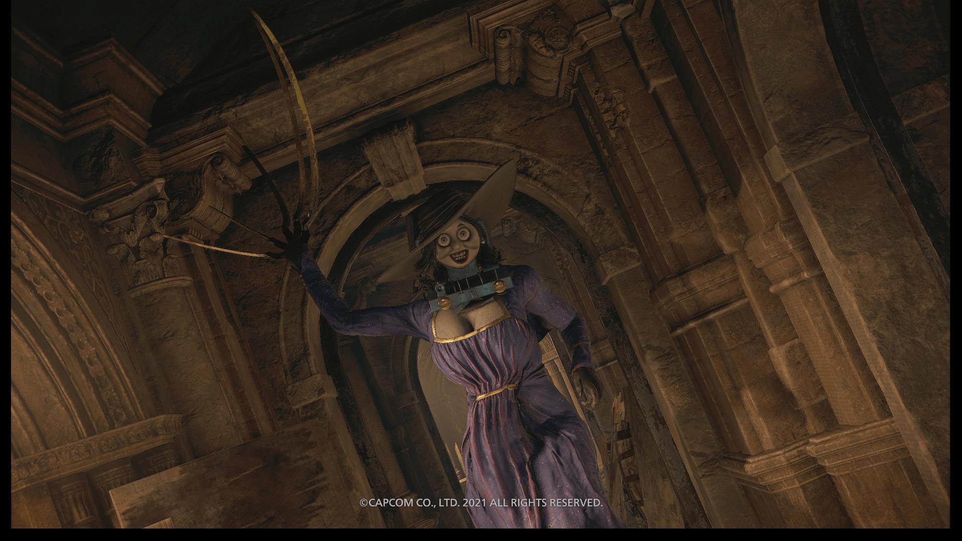دانلود مد Count Theodora برای بازی Resident Evil Village