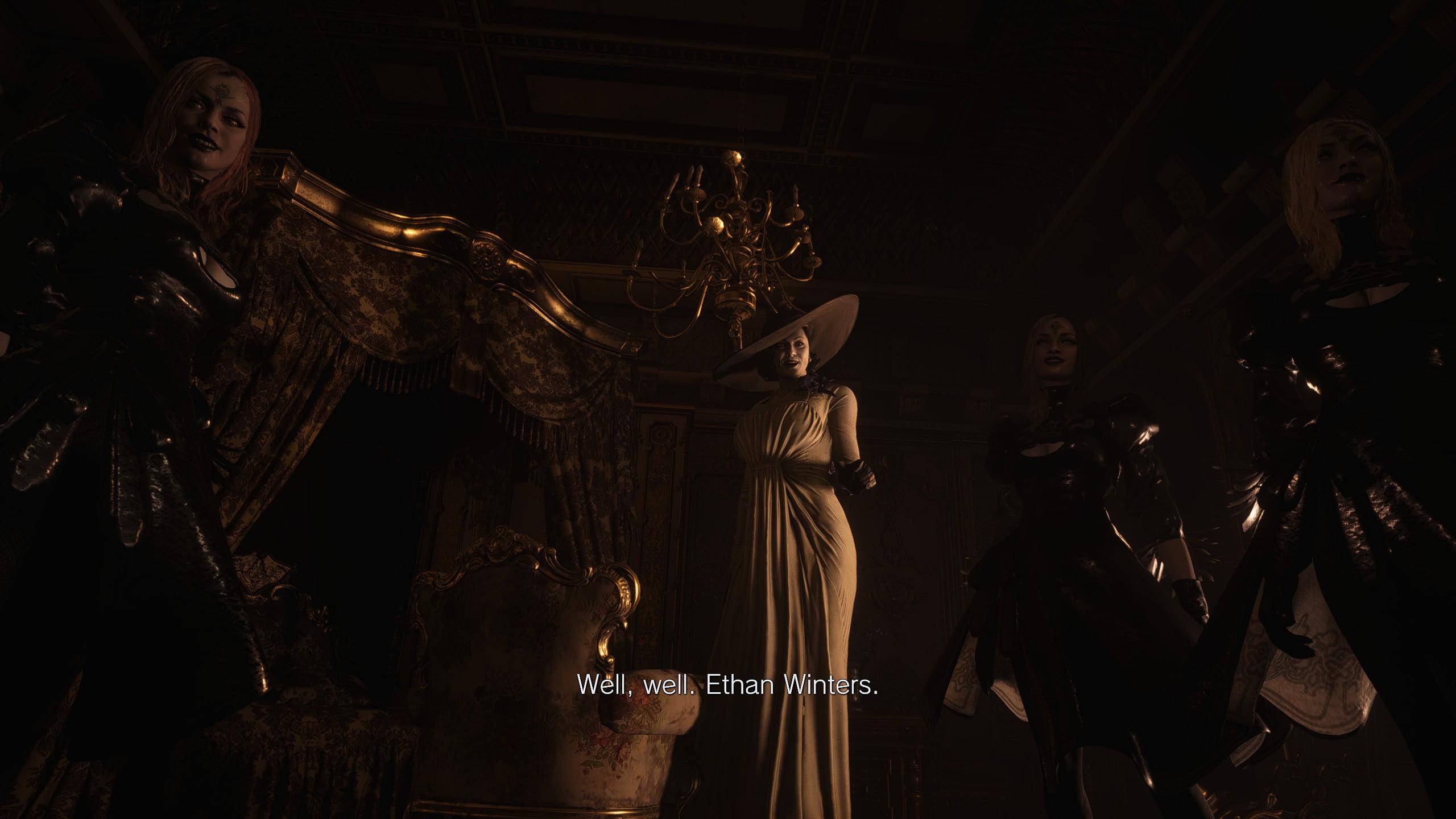 دانلود مد Daughters of YorHa برای بازی Resident Evil Village