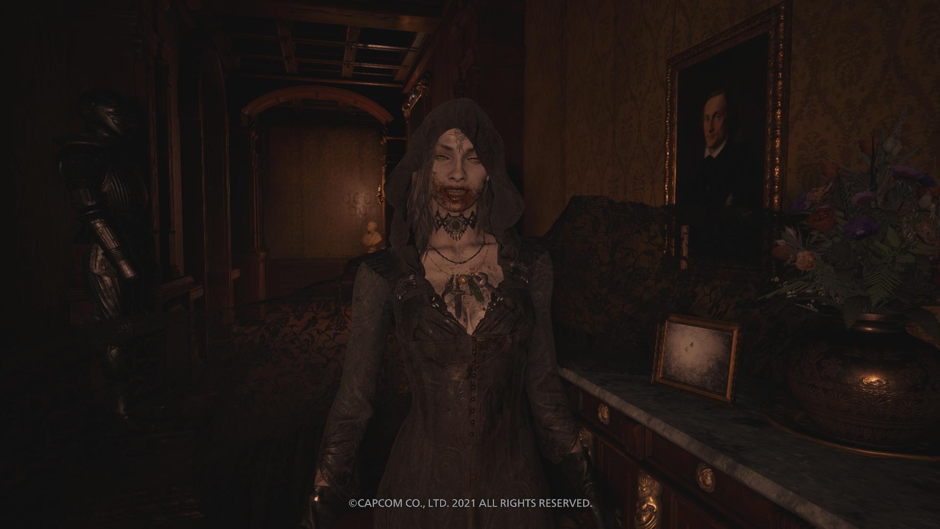 دانلود مد Daughters Flies Removal برای بازی Resident Evil Village