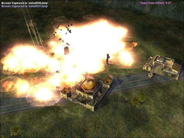 دانلود مد Destructive Forces برای بازی C&C: Generals Zero Hour