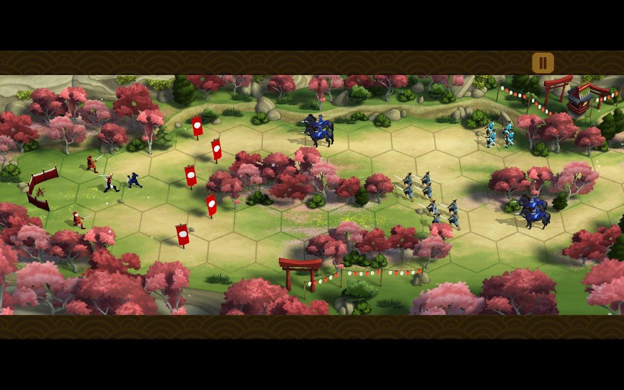 دانلود بازی موبایل Total War Battles: Shogun