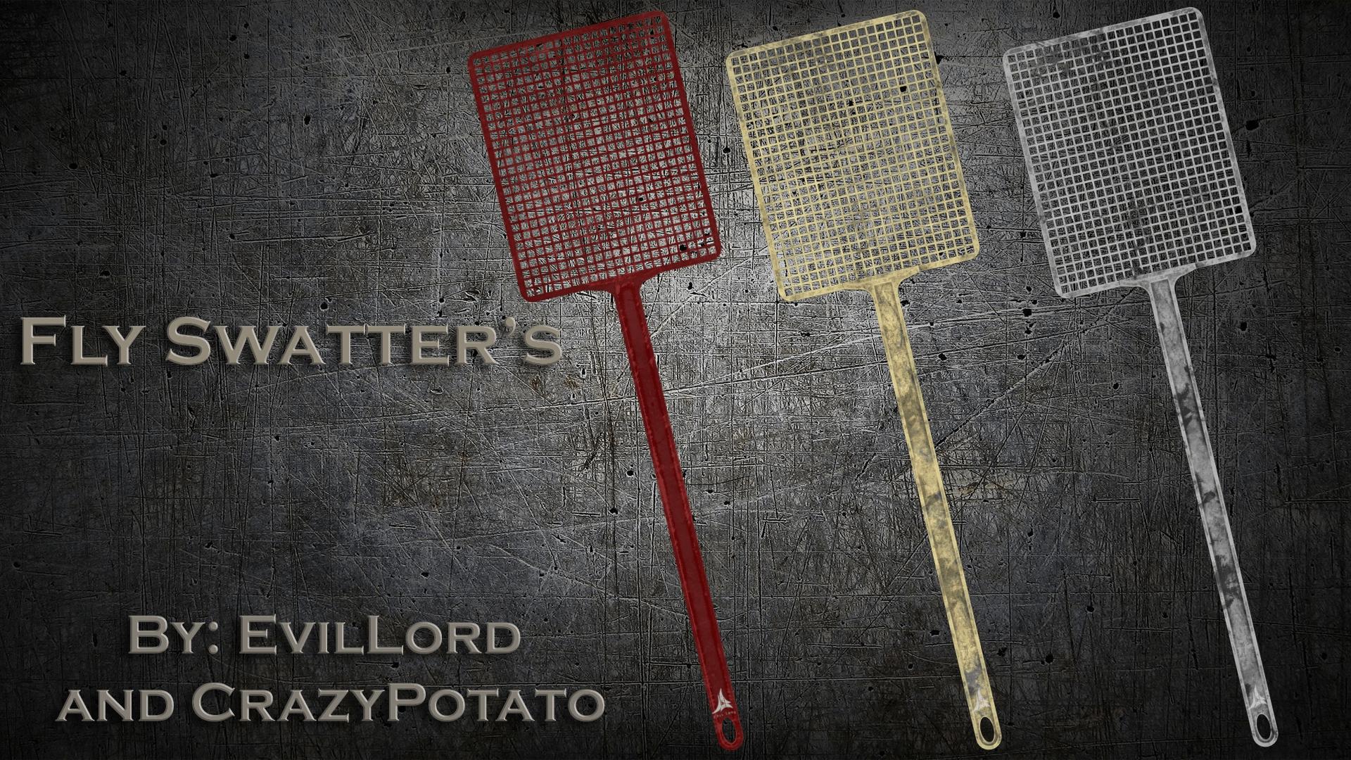 دانلود مد Fly Swatter's برای بازی Resident Evil Village
