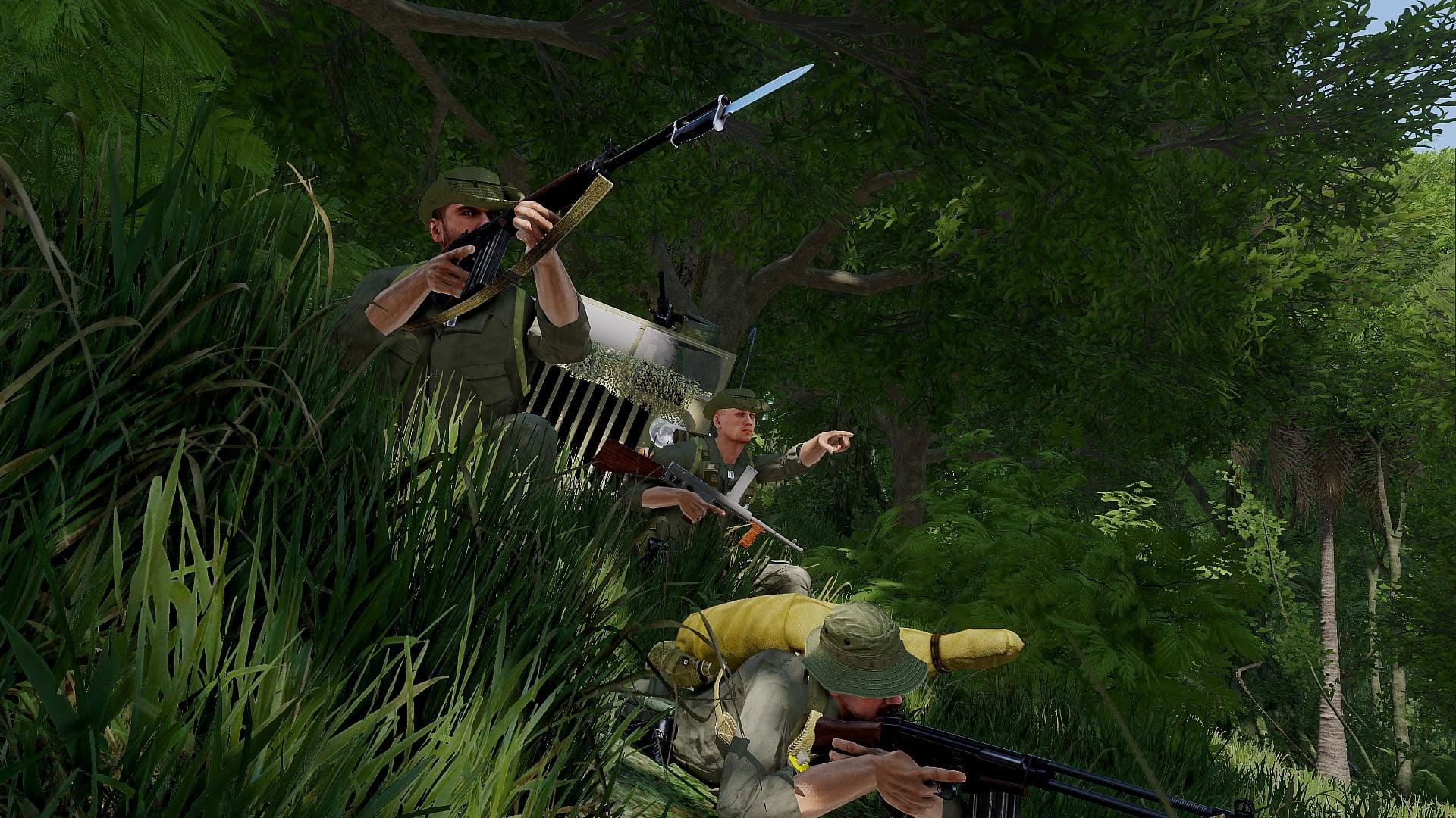 دانلود مد Unsung برای بازی Arma 3