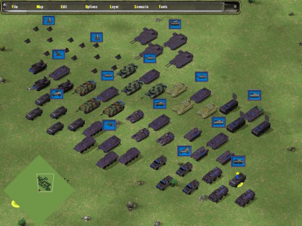 دانلود مد Chaos & Conquest برای بازی Axis & Allies