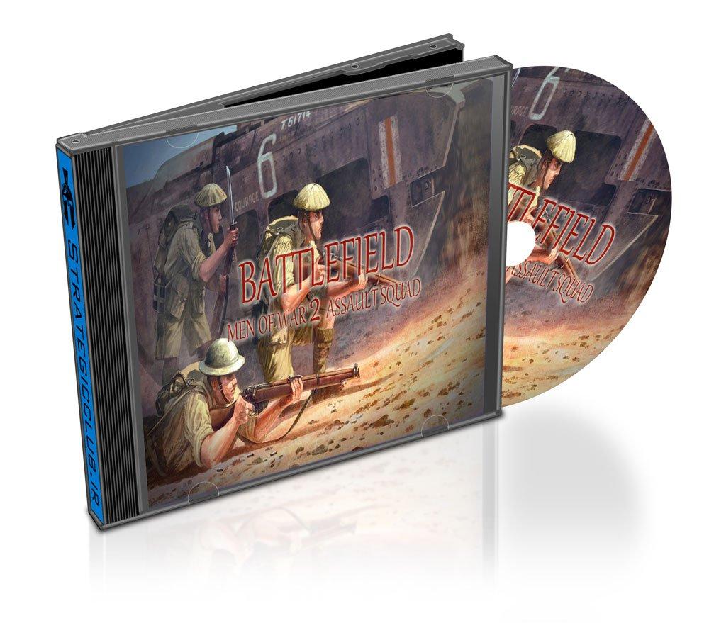 دانلود مد Battlefield برای بازی Men Of War Assault Squad 2
