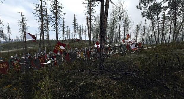 دانلود مد AD 1257 Dark Ages برای بازی Mount & Blade: Warband