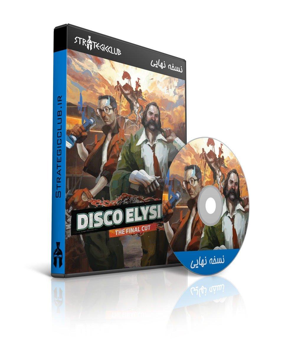 دانلود بازی Disco Elysium