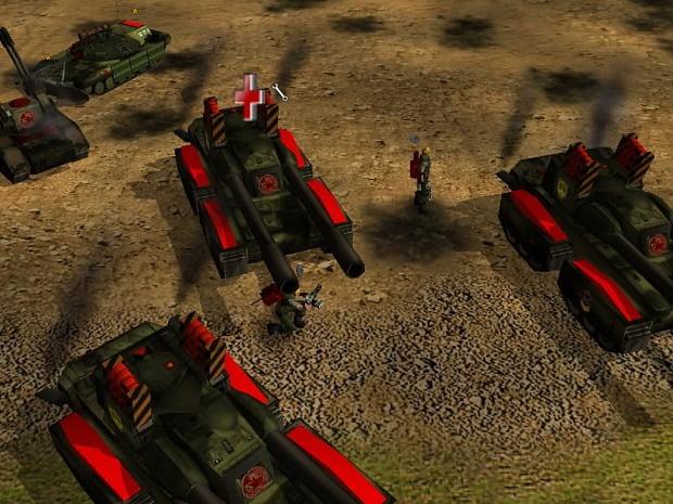دانلود مد Vengeance برای بازی C&C: Generals Zero Hour