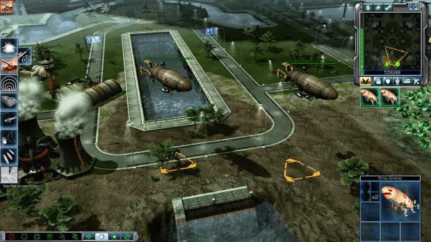 دانلود مد Tacitus Revolution برای بازی C&C3: Tiberium Wars