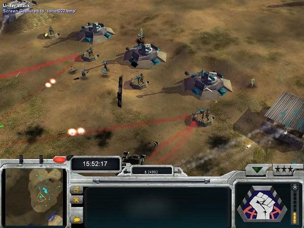 دانلود مد Project Raptor برای بازی C&C: Generals Zero Hour
