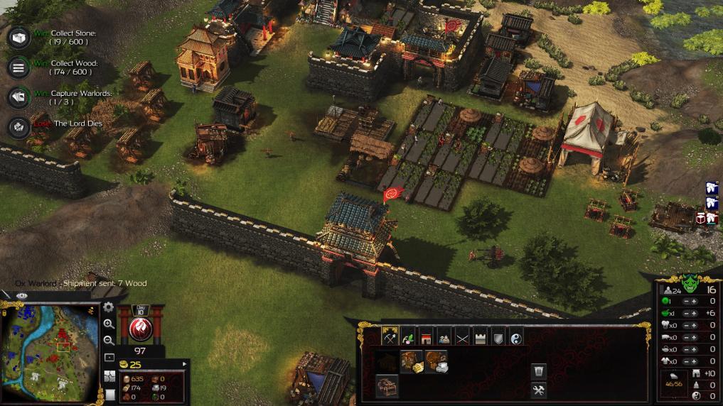 نقد و بررسی Stronghold: Warlords