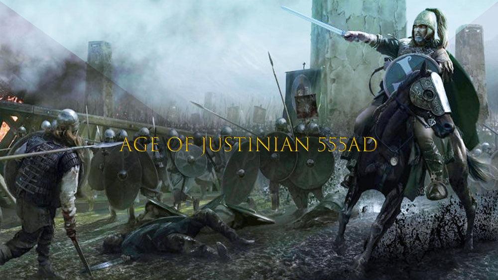دانلود مد Age of Justinian 555AD برای بازی Total War: Attila
