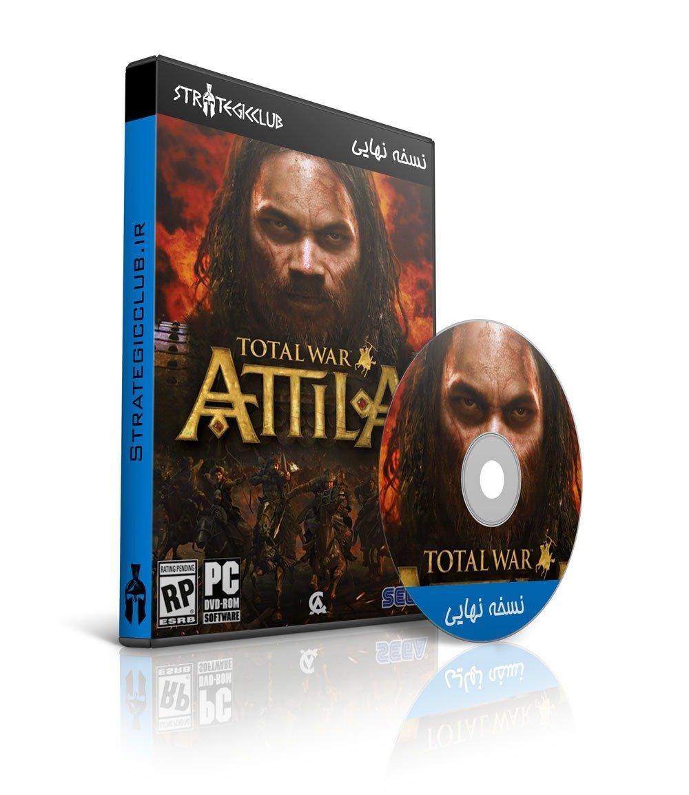 بازی Total War: Attila
