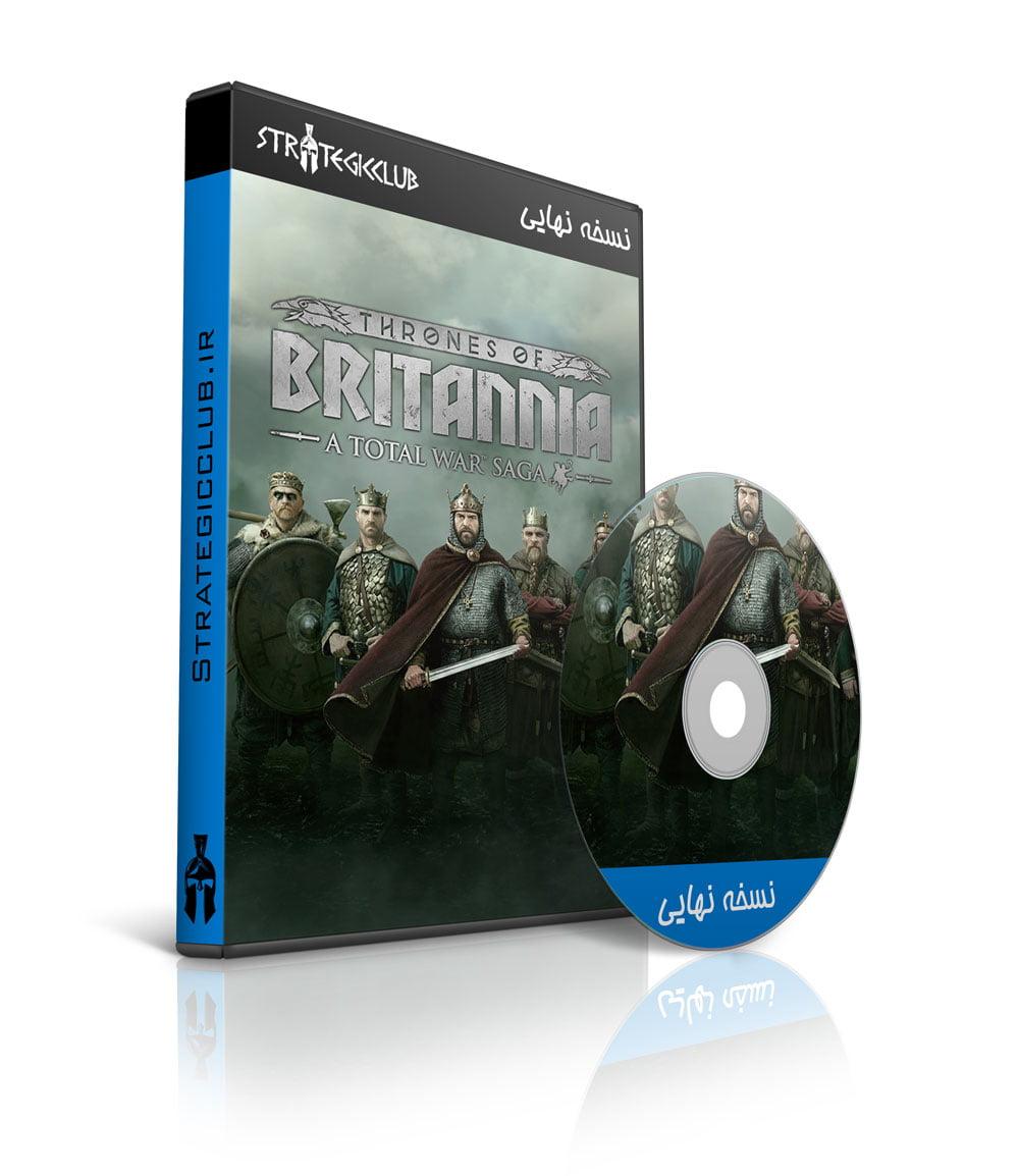 دانلود بازی Total War Saga: Thrones of Britannia