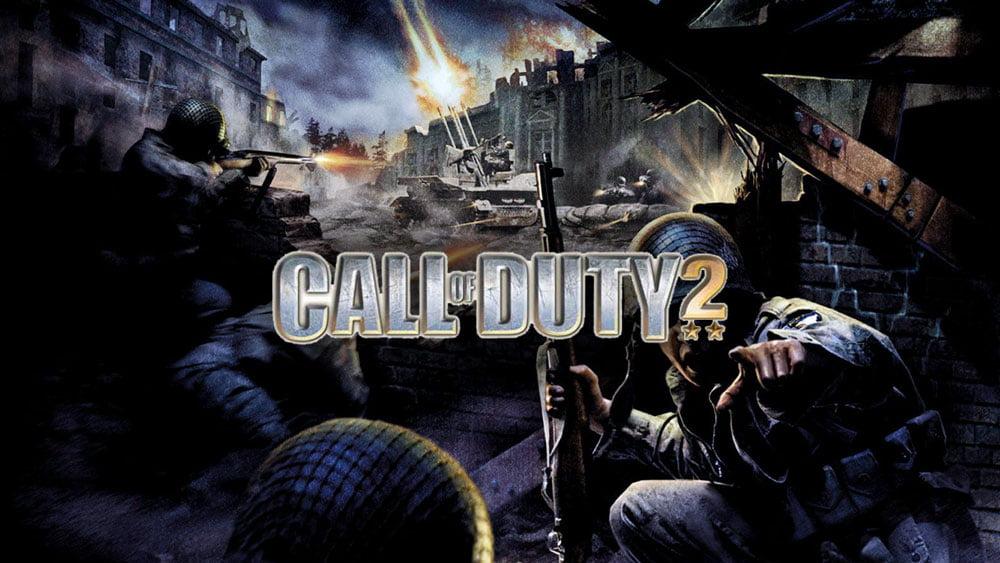 دانلود مد Call of Duty 2 برای بازی Men Of War Assault Squad 2
