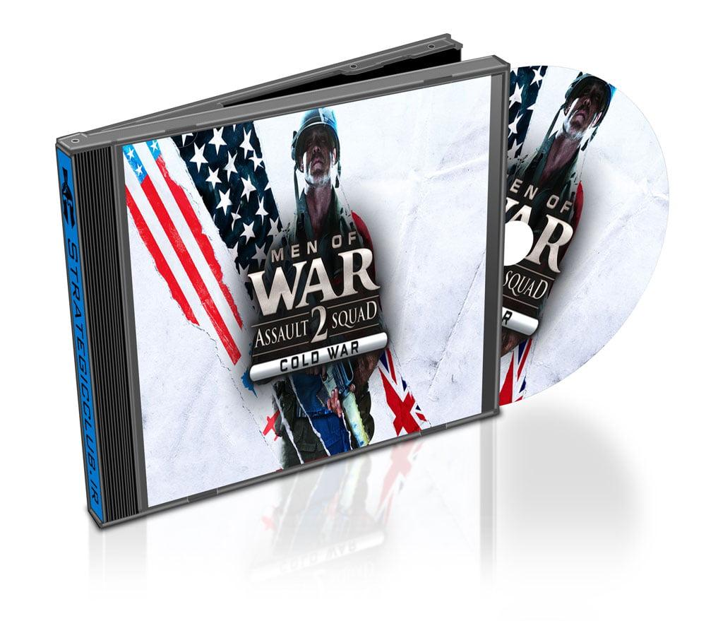 دانلود مد Cold War برای بازی Men of War: Assault Squad 2