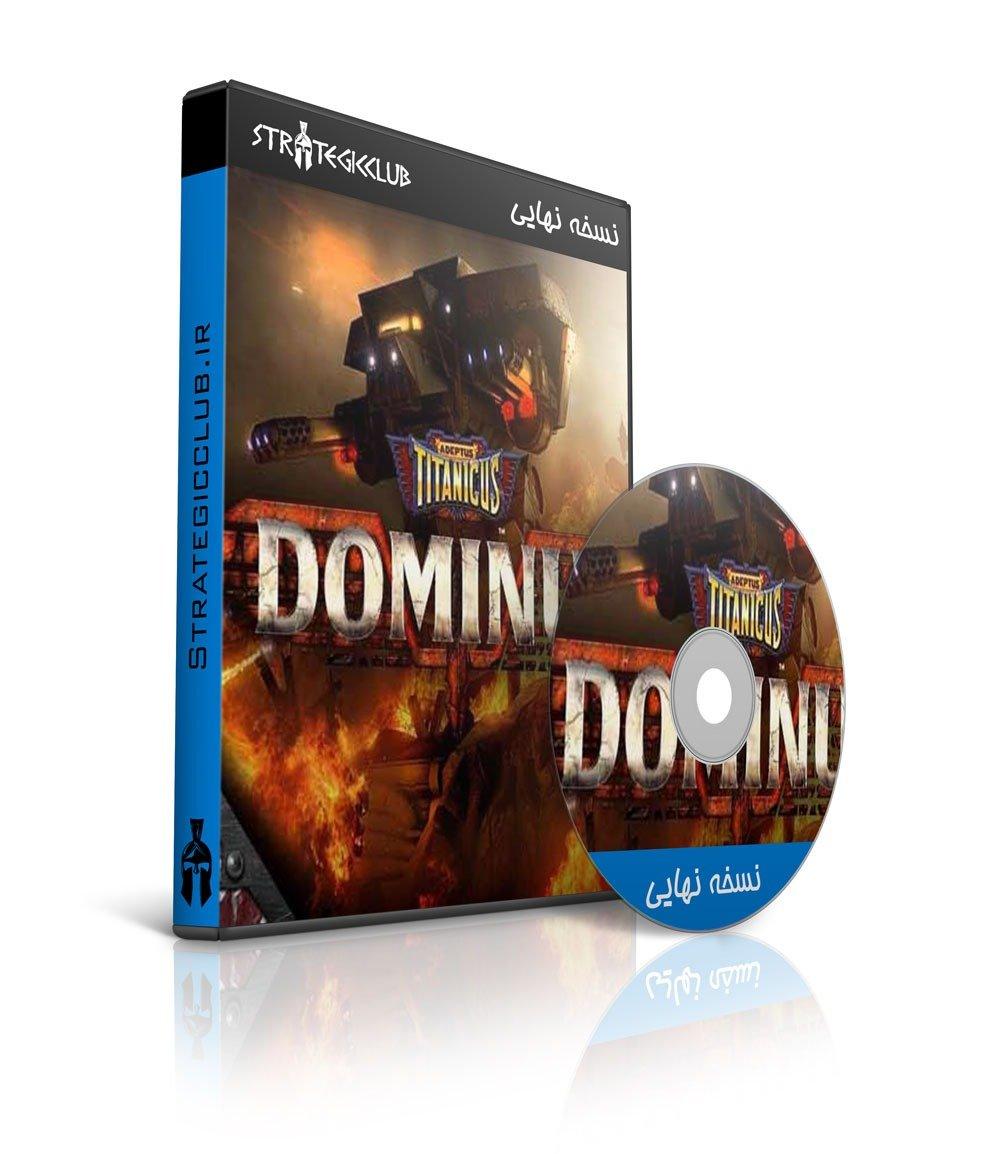 دانلود بازی Adeptus Titanicus: Dominus