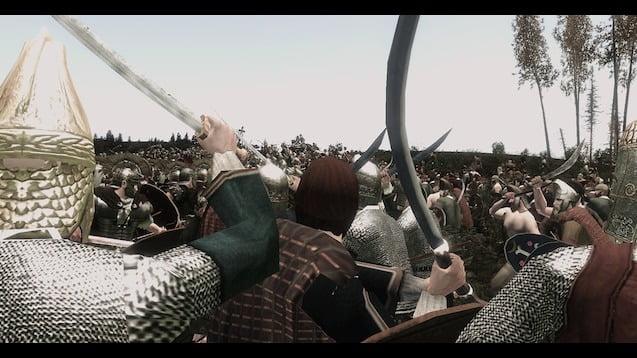 دانلود مد Aut Caesar aut nihil برای بازی Mount & Blade: Warband