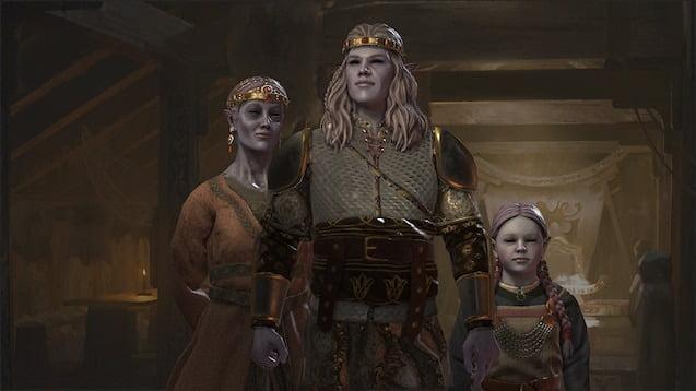 دانلود مد Lord of the Kings برای بازی Crusader Kings III