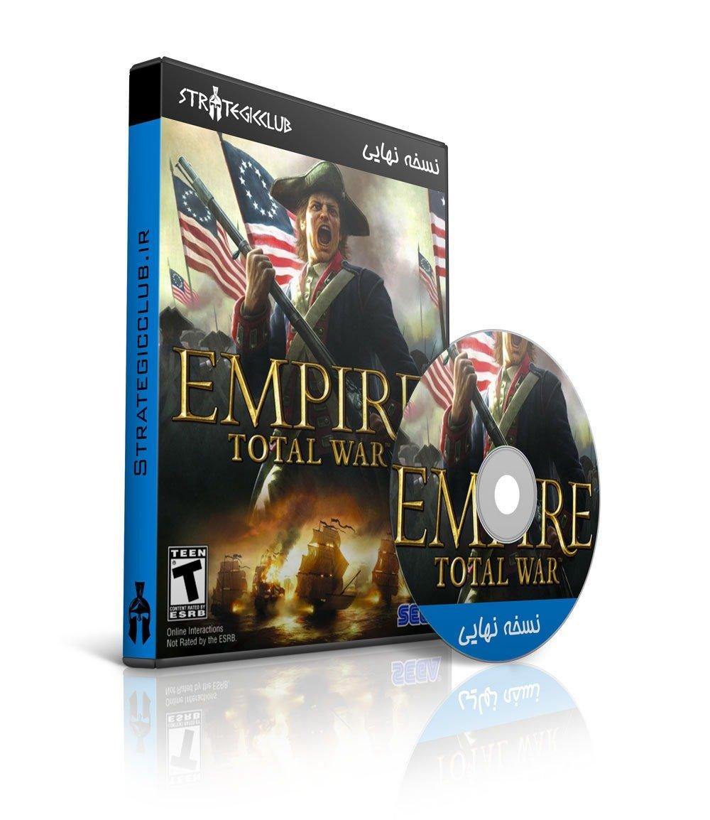 دانلود بازی Empire: Total War