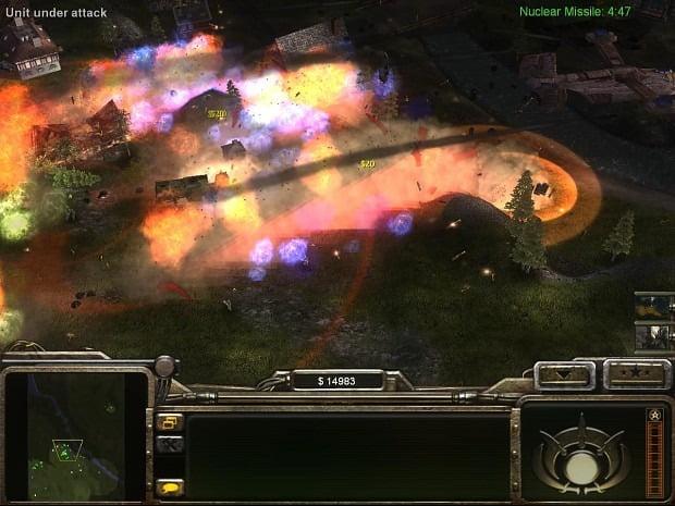 دانلود مد Modern War reloading برای بازی C&C: Generals Zero Hour