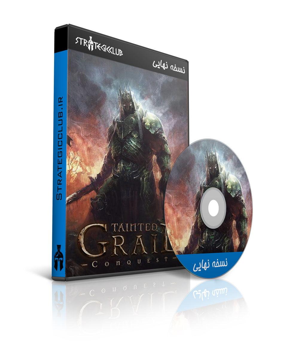 دانلود بازی Tainted Grail: Conquest
