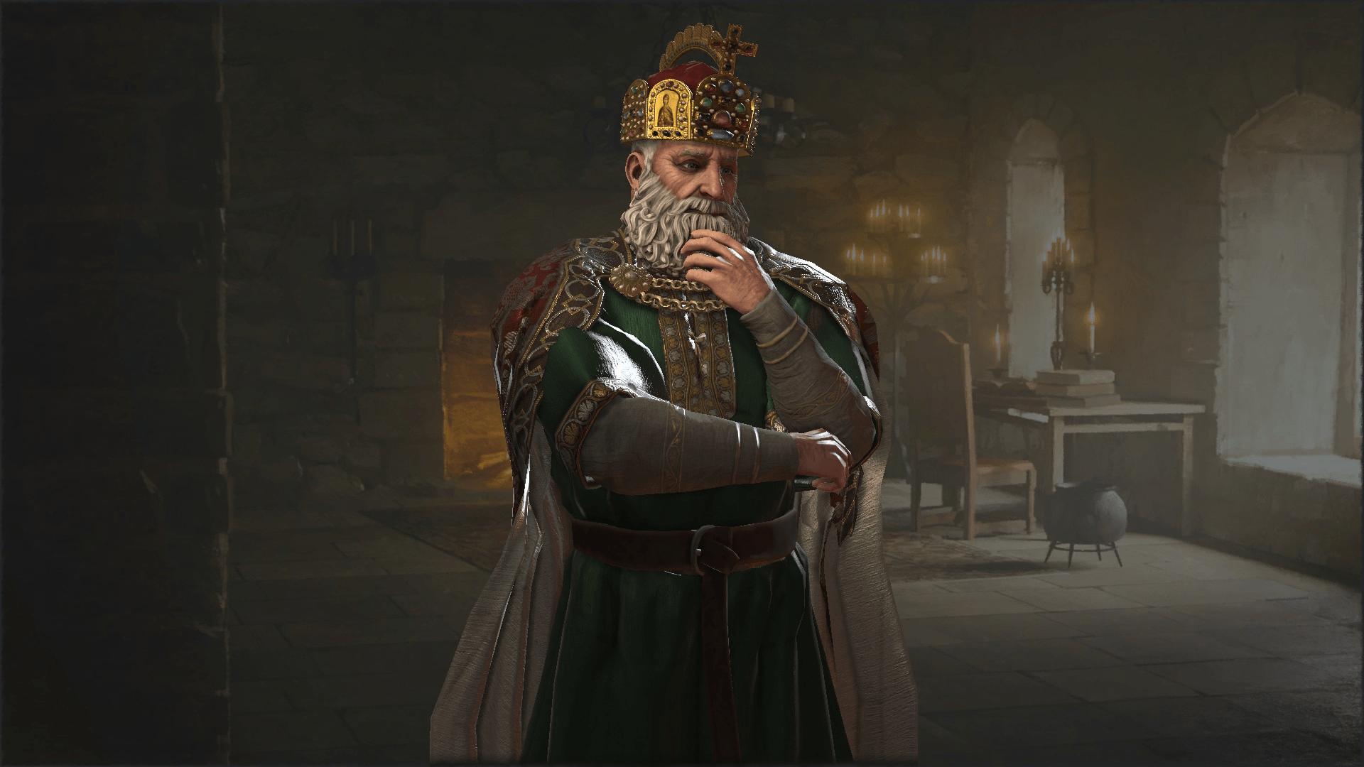 دانلود مد The Kingdom of Heaven: Third Crusade برای بازی Crusader Kings III
