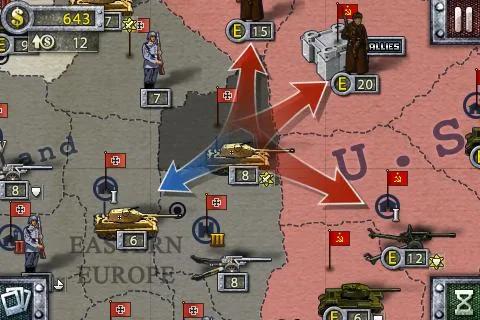 دانلود بازی موبایل World Conqueror 1945